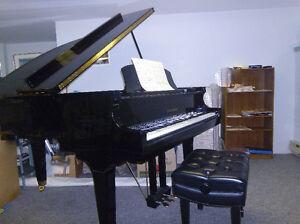 piano a queue Baldwin noir + banc de concert Special
