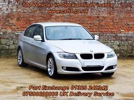 2010 10 BMW 3 SERIES 2.0 318I SE BUSINESS EDITION 4D 141 BHP