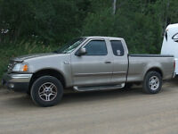 2002 Ford F-150 XTR Pickup Truck- LOW MILEAGE HAULER!!