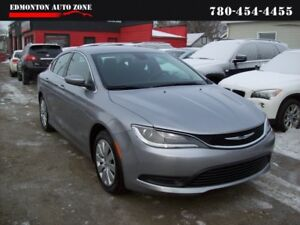 2016 Chrysler 200 LX/4DOOR/$31 WEEKLY/APPLY NOW