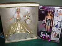 2000 Celebration Barbie/1959 Swinsuit Barbie