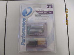 Vintage GBC Gameboy Color PowerPak Brand New Still SealedCir2000
