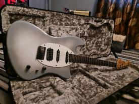 Krozka Sharpe guitar
