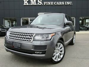 2015 Land Rover Range Rover 5.0L V8 Supercharged| CLEAN CARPROOF