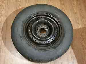 4 all season tires with rims for sale Kitchener / Waterloo Kitchener Area image 1