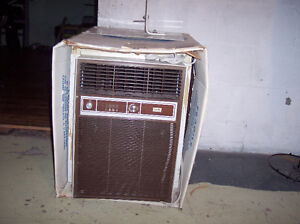 Carrier Air Conditioner, Made in Canada