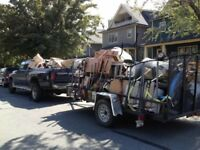Junk Removal for residential and Reno debris $35 & up