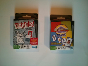 Pictureka & Cranium Cards ($5 for both)