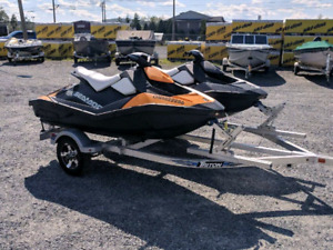 Wanted -  two Sea-Doo Spark 3up