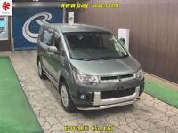 2007 (57) Mitsubishi Delica D5 G Navi 4WD 2.4 Automatic Switchable 4x4 Grade 4