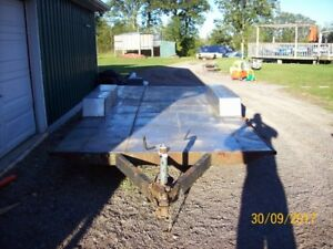 Trailers and axels for sale