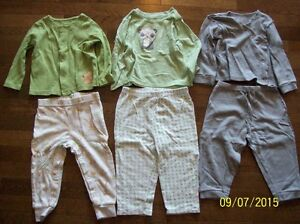 Joe's Brand Pajamas, Boys 18-24 months