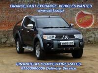 2006 56 MITSUBISHI L200 2.5 ANIMAL LWB DCB 1D 164 BHP - NO VAT - TLC