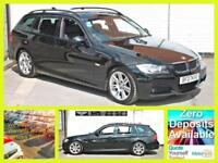 2007 BMW 3 Series 2.0 320d M Sport Touring 5dr