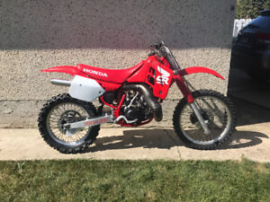 CR500 up for trade