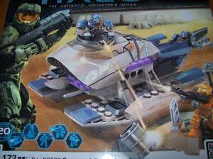 LEGO HALO MEGA BLOKS COVENANT BRUTE PROWLER SET