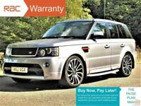 LAND ROVER RANGE ROVER SPORT SDV6 HSE LUX PACK FULL AUTOBIOGRAPHY STYLING