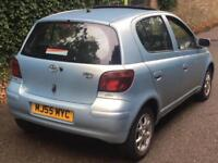 Toyota Yaris 1.4 D-4D 5 DOOR++1 OWNER+FULL VOSA HISTORY+SUNROOF+£30 ROAD TAX!!