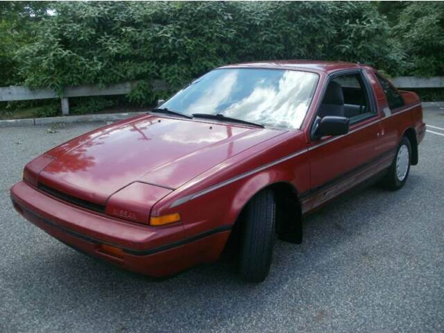 Imagen 1 de Nissan Maxima burgundy