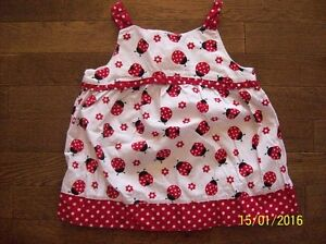 Gymboree 'Polka Dot Ladybug' Tank Top, Girls 3T