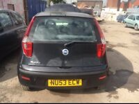 2003 FIAT PUNTO BREAKING ALL PARTS AVAILABLE