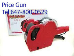price gun/price labeller/price lable gun,tag gun,thermal printer