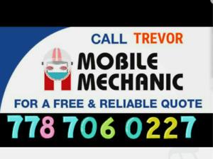 Mobile Mechanic. $40/Hr