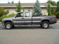 2002 Chevrolet Silverado 2500HD Duramax diesel Pickup Truck