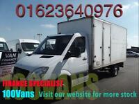 MERCEDES-BENZ SPRINTER 313 CDI 2.1CC LWB DECONTAMINATION ASBESTOS UNIT