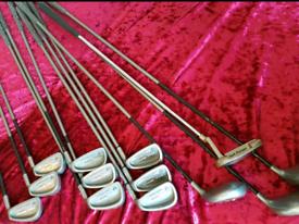 Ladies golf clubs full matching set powerbilt