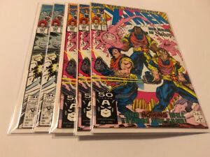 Uncanny X-Men #282/283 - First App of Bishop