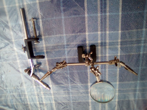 FLY TYING TOOLS BOTH FOR 20.00