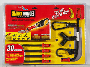 Smart Bungee modular bungee cord system 30 pieces with carry cas