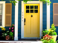 Interior/Exterior Renovations Specializing in Century Homes
