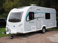2014 Bailey Pursuit 430/4 lightweight caravan