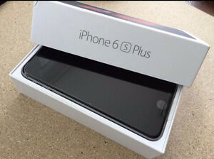 iPhone PLUS - minimum 32gb w/Fido or Unlocked