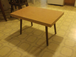 Retro 1960s 1970s Coffee Table