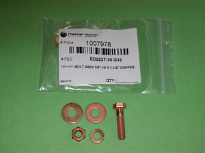 "ED2227-30 G32 - BOLT ASSY 3/8""-16 X 1-1/2"" COPPER West Island Greater Montréal image 1"