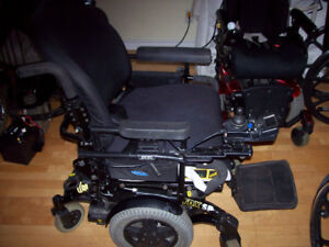 POWER CHAIR-- USED