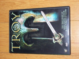"""Troy: The True Story"" - DVD"