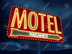 40 Rooms motel for sale,fully renvtd 1 hour drive from Calgary !