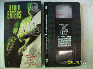 Horror VHS Tapes For Sale, List Inside, Some Rare Horror Movies! London Ontario image 8