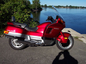 honda PC800  ( mini goldwing )