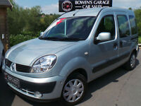 2009 (58) RENAULT KANGOO 1.6 EXPRESSION AUTO - WHEEL CHAIR ACCESS - LOW MILES