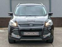 2014 Ford KUGA ZETEC TDCI 140 ** FULL SERVICE HISTORY ** 2 Hatchback Diesel Manu