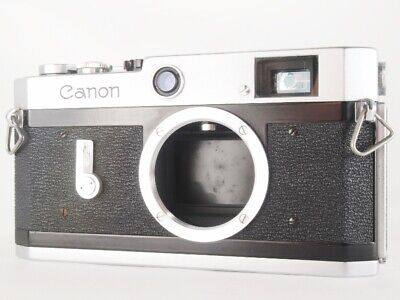 Canon P 35mm Rangefinder Film Camera Body [Excellent++++] from JP