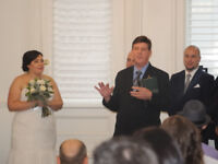 Wedding officiate/ minister