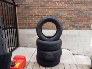 Almost New - Tires for Sale