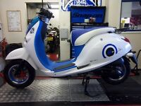 WK Mii 50 Moped 63 plate