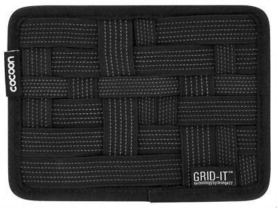 Grid-it Organizer (Cocoon Grid-It Organizer für Taschen, CPG4BK, Schwarz)